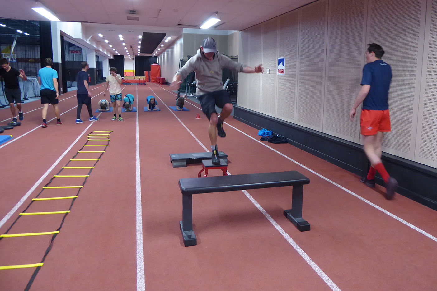 Strength and Plyometrics