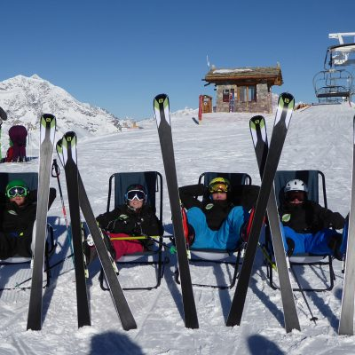 Ski Gap Course