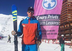 Snoworks GAP Class 2018 teaching in France