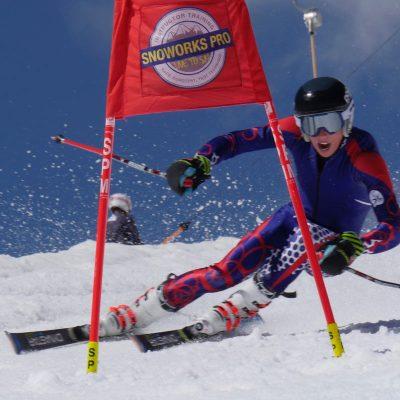 Eurotest Ski Training